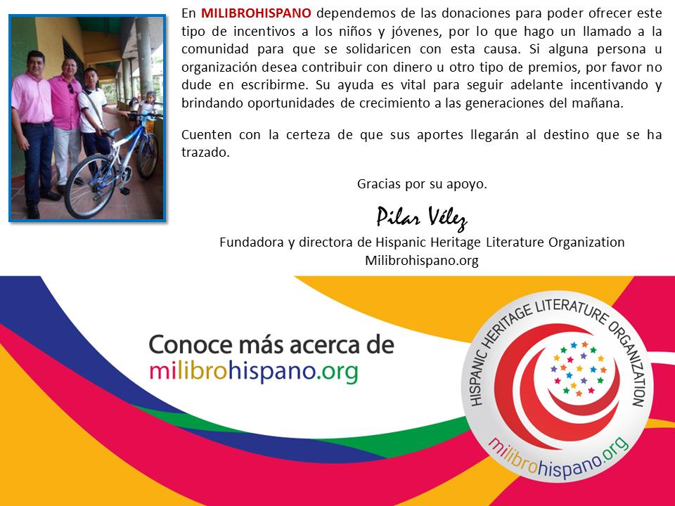 Donaciones milibrohispano